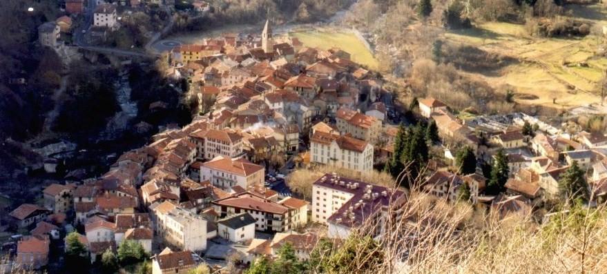 Saint Martin depuis le Coulet